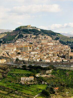Tappa 6 – La Verna / Cortona e Tappa 7 – Cortona / Orvieto. Le ciclovie italiane per un viaggio da pellegrino