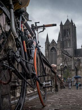 In bicicletta tra le due città più belle delle Fiandre: Gand – Bruges