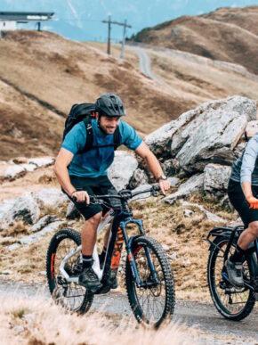Le regioni cambiano colore: come cambia l'attività sportiva legata alla bici.