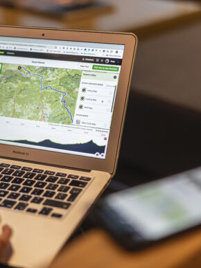 Komoot: l'app definitiva per cicloturismo