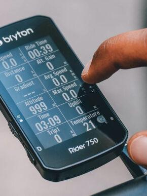 Navigazione – Allenamenti Smart – Sicurezza: Bryton Rider 750, il piccolo ciclocomputer diventa principe!