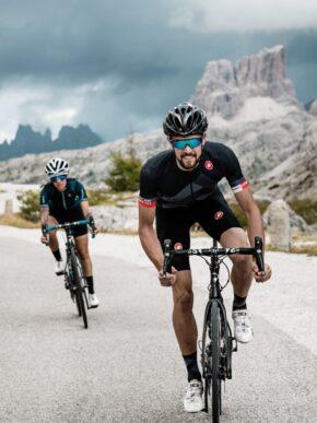 Quando le Dolomiti sono un'esclusiva dei ciclisti